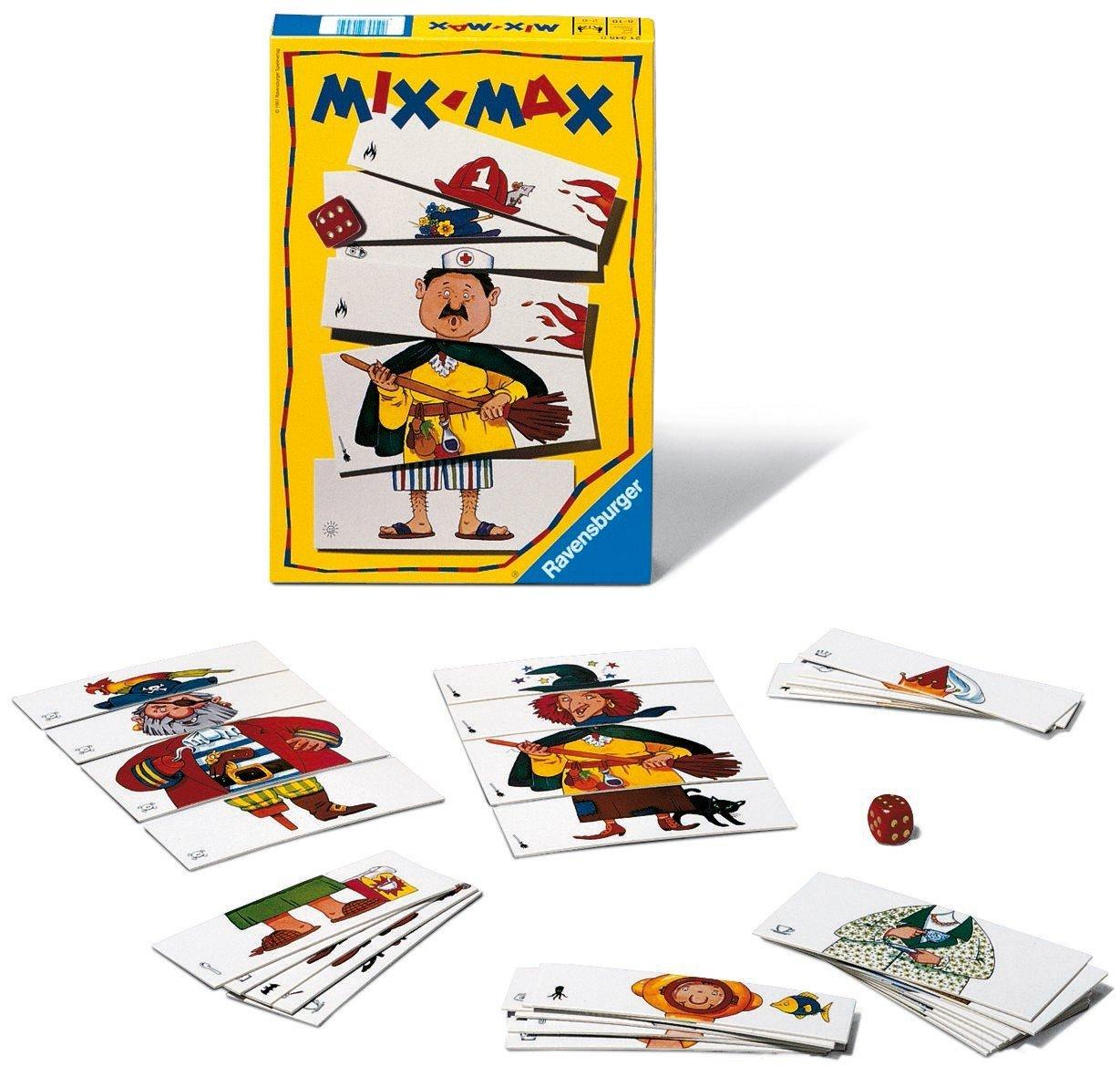 Ravensburger - Mix Max (10621365)