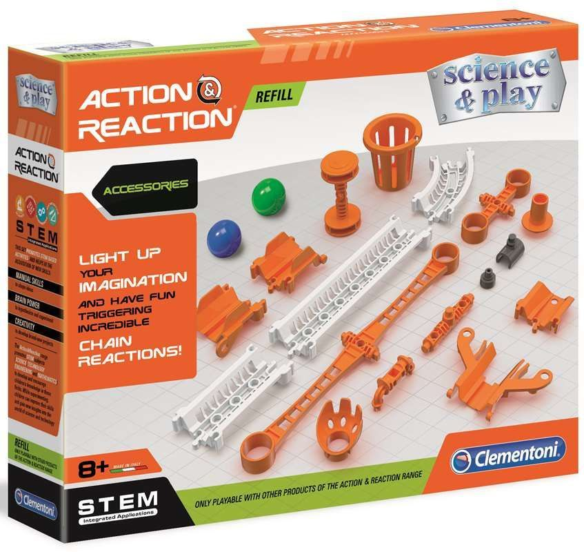 Clementoni Action & Reaction Expansionspaket 2