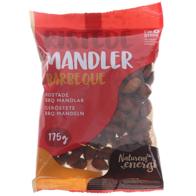 Rostade Mandlar BBQ - 40% rabatt