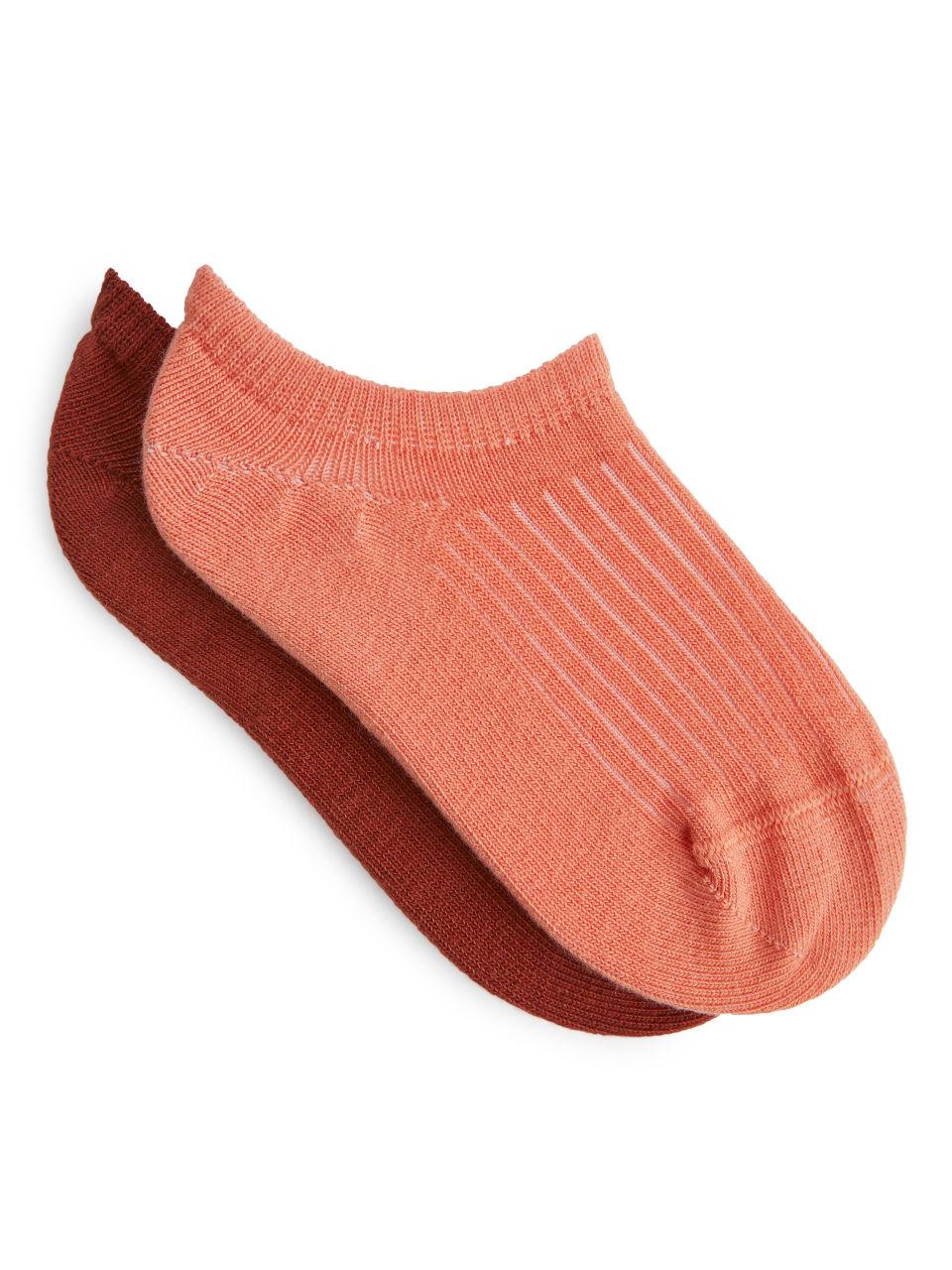 Sneaker Socks - Orange