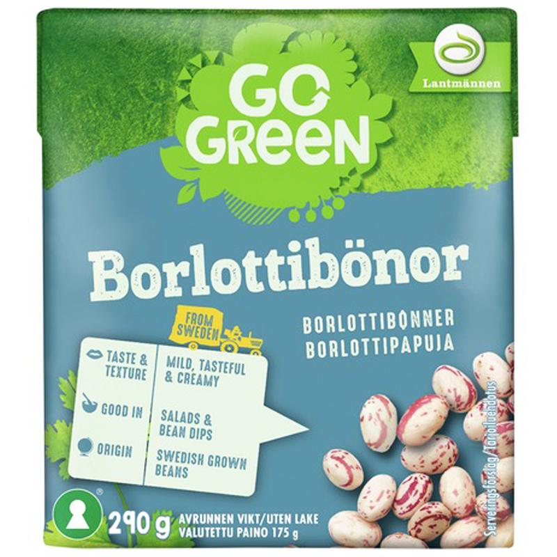 Borlottibönor - 7% rabatt