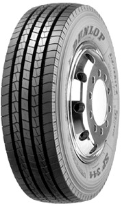 Dunlop SP 344 ( 305/70 R19.5 148/145M 18PR )
