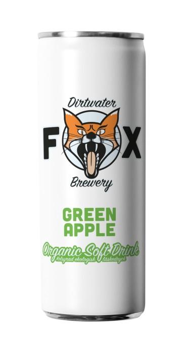 Dirtwater Fox Green Apple 25 cl