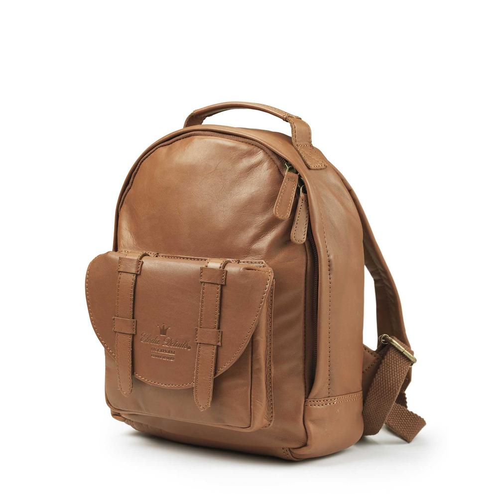 Back Pack MINI - Chestnut Leather