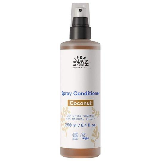Urtekram Nordic Beauty Coconut Spray Conditioner, 250 ml