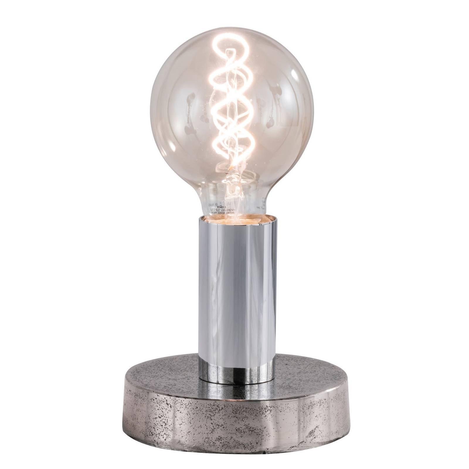 Bordlampe Valence med rund fot