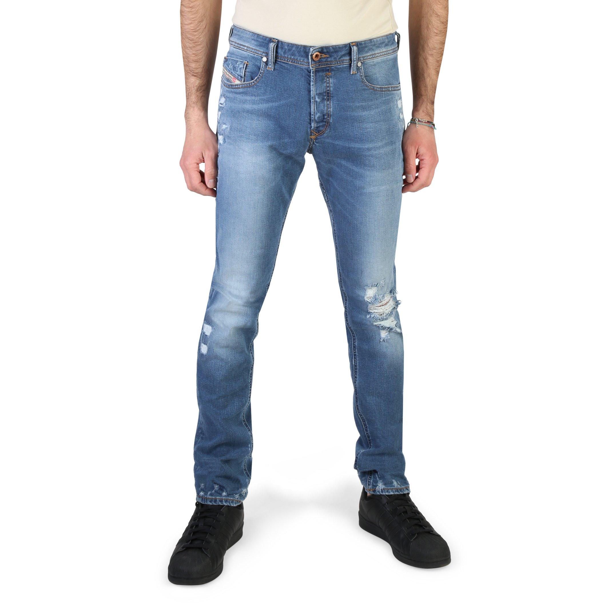 Diesel Men's Jeans Blue SLEENKER_L32_00S7VG - blue-2 30
