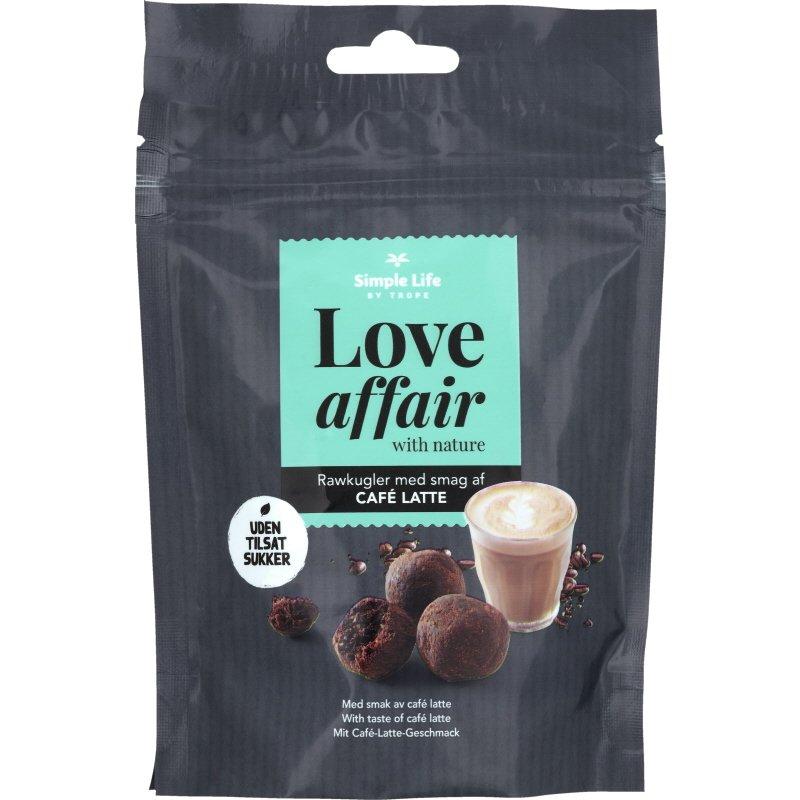 Dadelbollar Café Latte - 27% rabatt