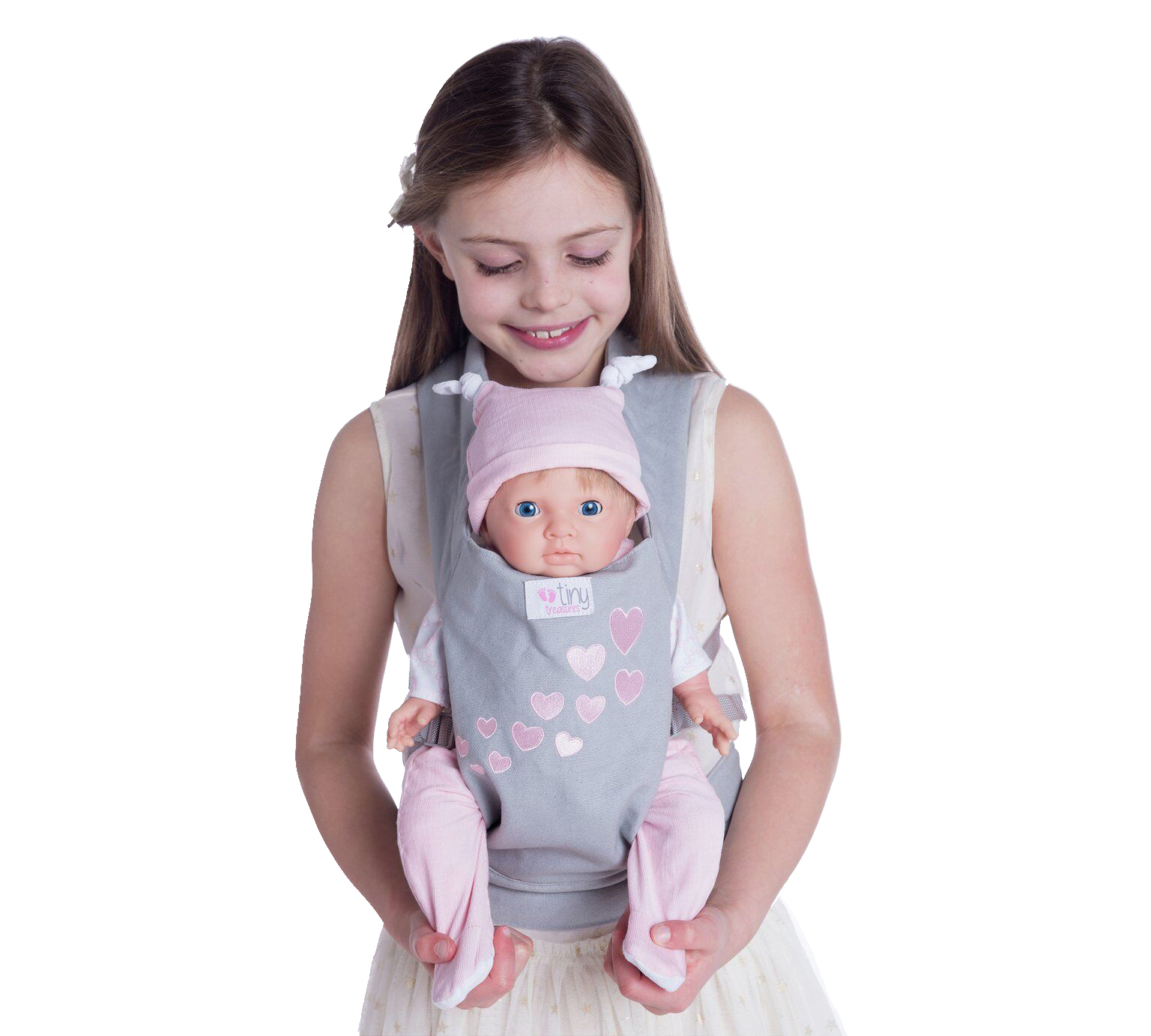 Tiny Treasure - Baby Doll Carrier (30085)