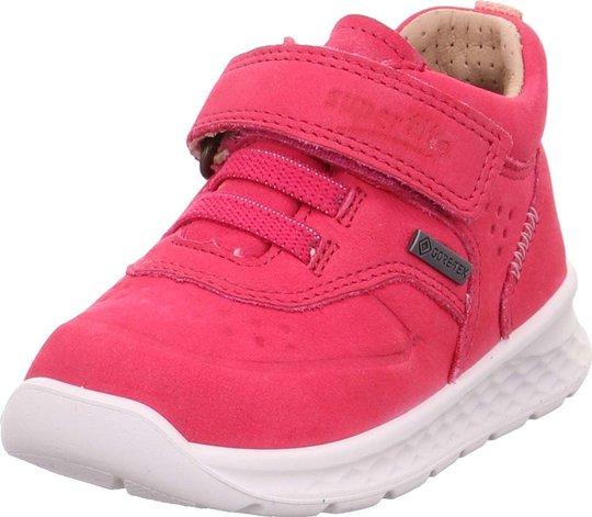 Superfit Breeze GTX Sneaker, Red, 26