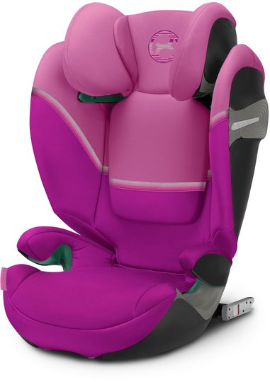 Cybex Solution S i-Fix Beltestol, Magnolia Pink