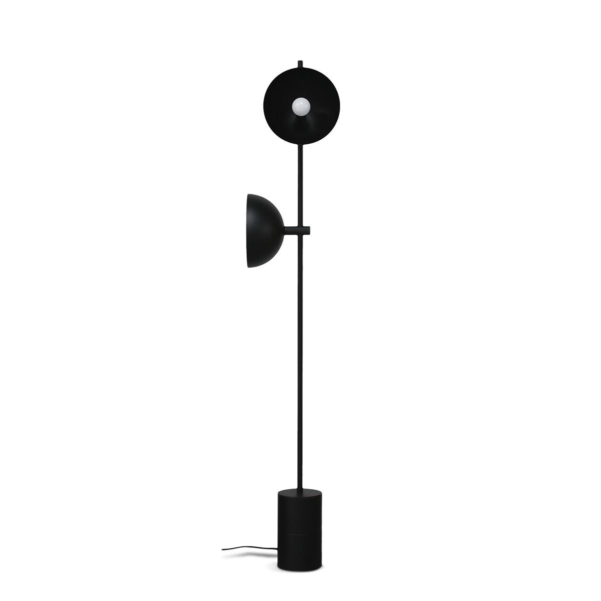 Handvark I Studio Floor Lamp Black