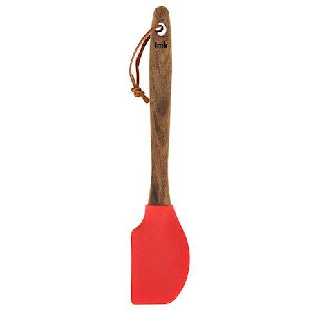 Slikkepott 31 cm Akacia Rød