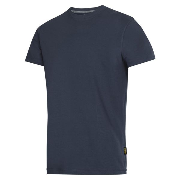 Snickers 2502 T-skjorte marineblå XS