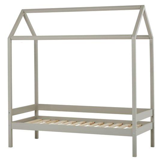 Hoppekids Husseng IDA-MARIE 70x160 cm, Dove Grey