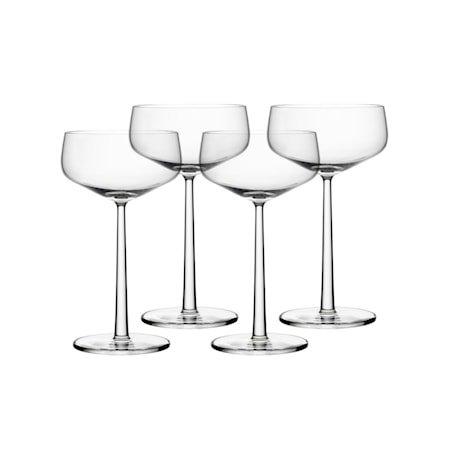 Essence Cocktailglass 31 cl 4 stk.