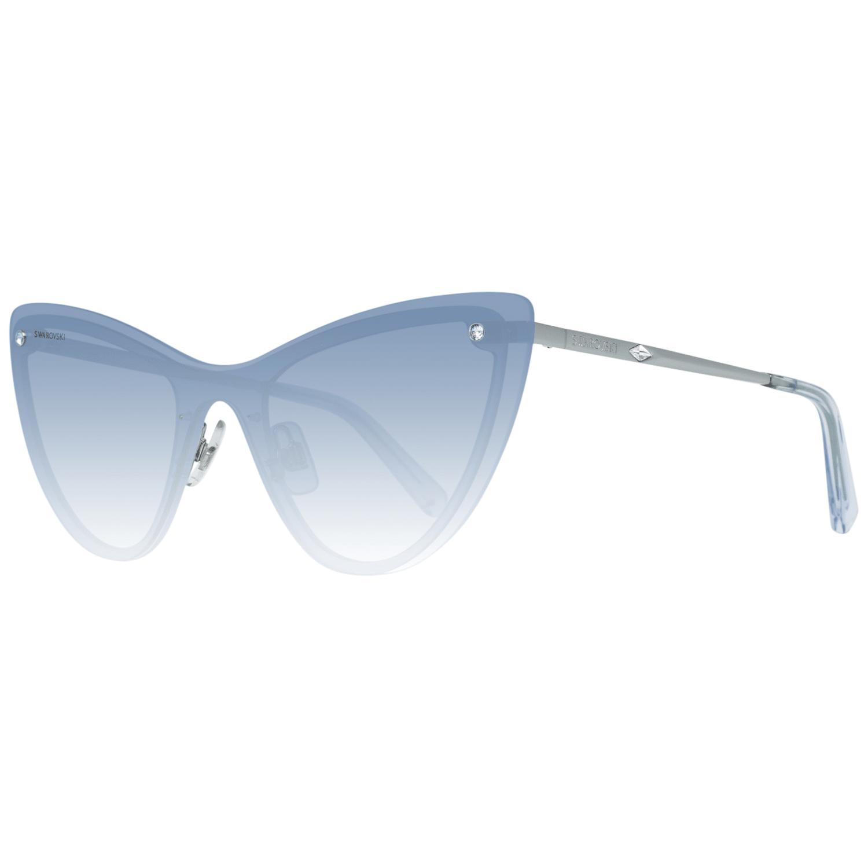Swarovski Women's Sunglasses Blue Blue SK0200 0084W