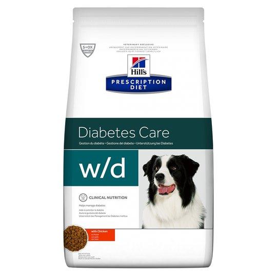 Hill's Prescription Diet Canine w/d Diabetes Care Chicken (12 kg)