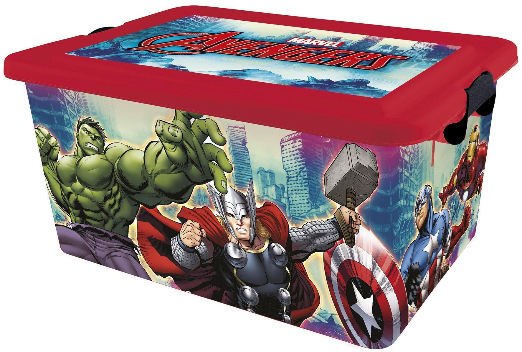Marvel Avengers Säilytyslaatikko 23L