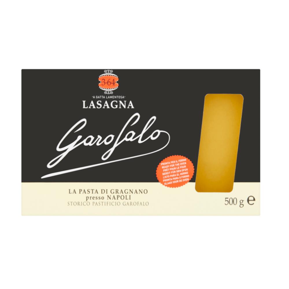 Lasagne Sheets 500g by Garofalo