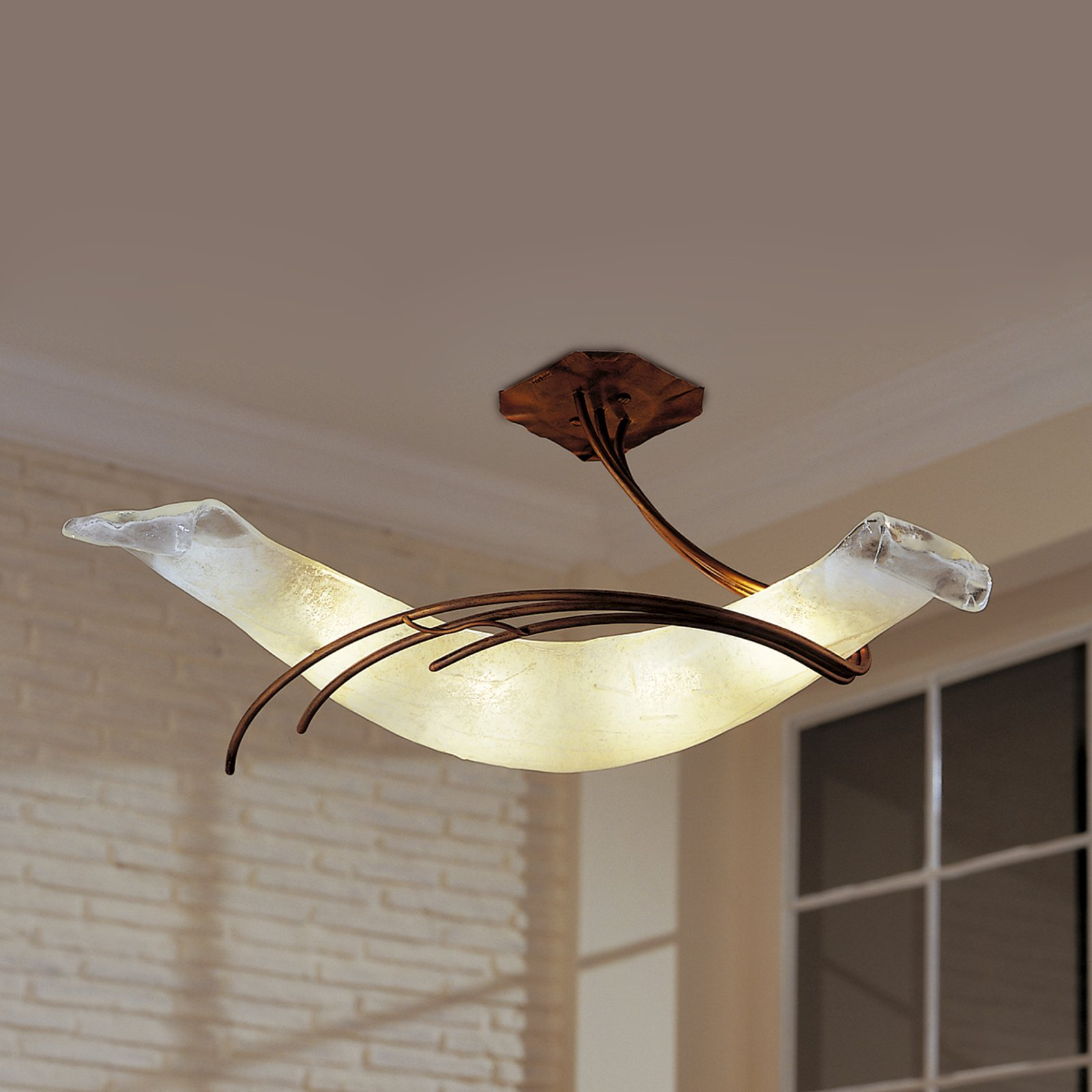 ROMA 30 designer-taklampe