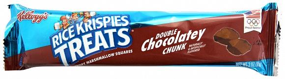 Rice Krispie Treats Double Chocolatey Chunk Big Bars