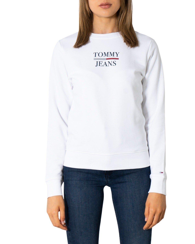 Tommy Hilfiger Jeans Women's Sweatshirt Various Colours 298758 - white XXS