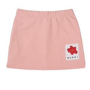 Marni Branded Sweat Kjol Rosa 12 years