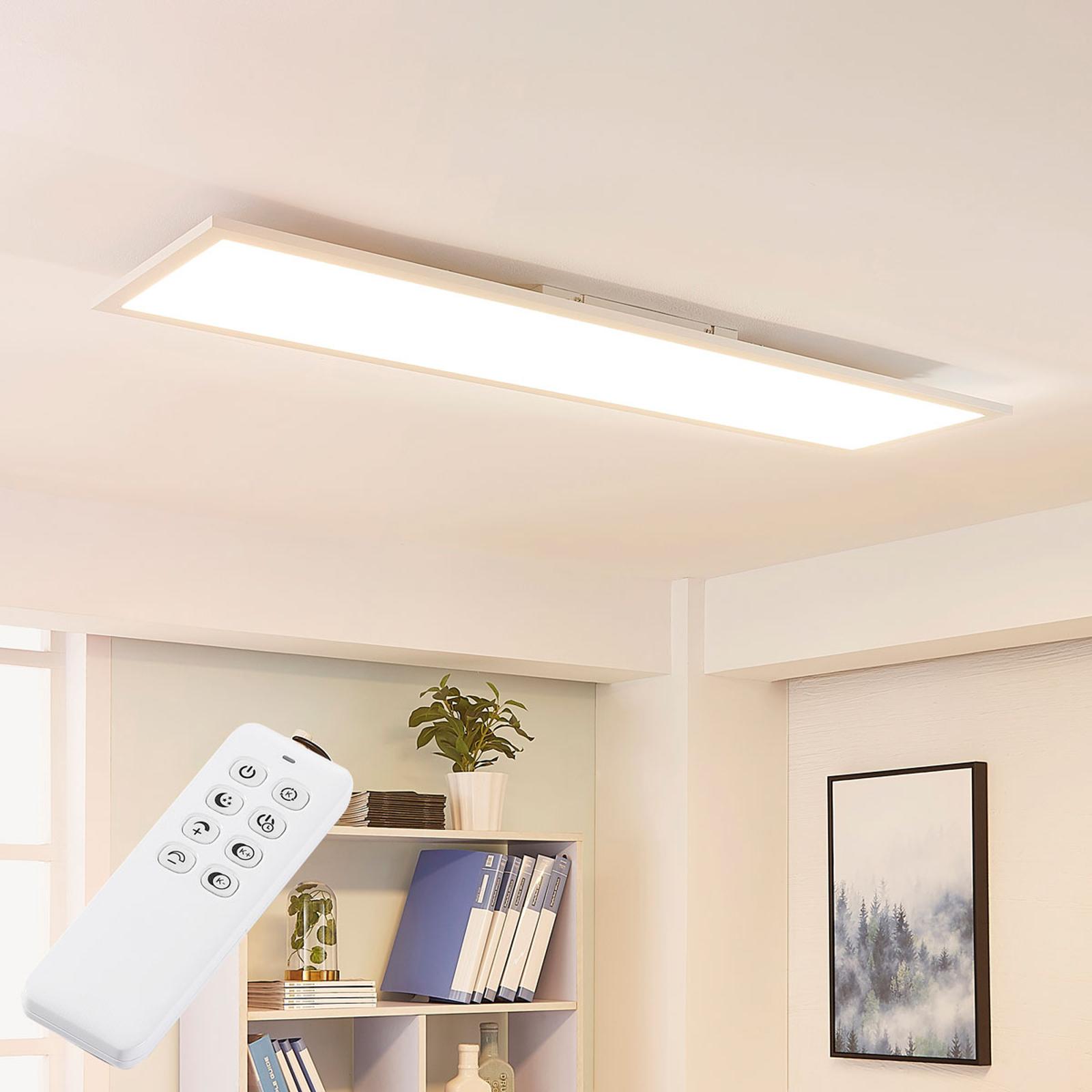 Arcchio Lysander -LED-paneeli, CCT 119 cm 58 W