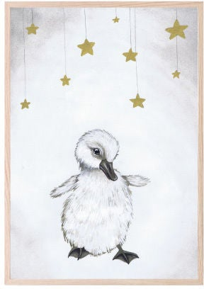 That's Mine Juliste The Beautiful Duckling 30x40