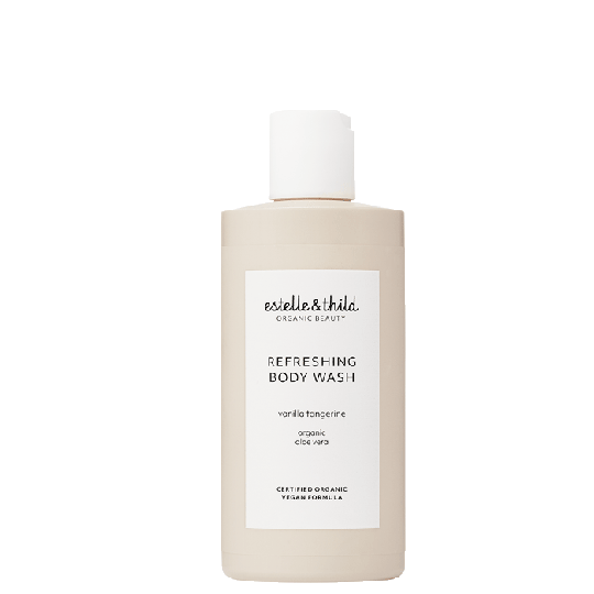 Vanilla Tangerine Refreshing Body Wash, 200 ml