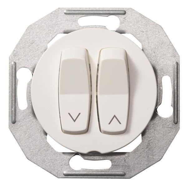Schneider Electric WDE011054 Vipupainike verhoille valkoinen