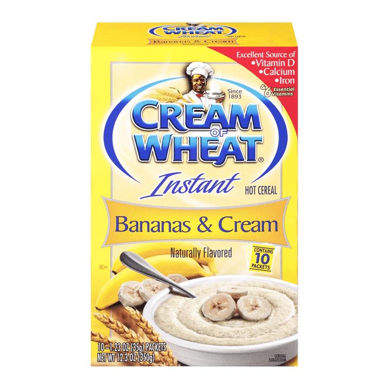 Cream of Wheat Instant Bananas & Cream