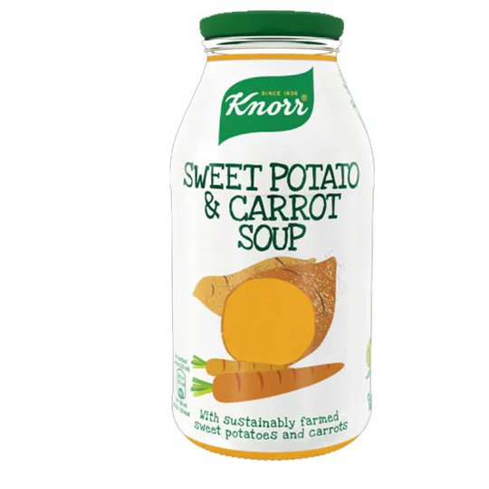 Sötpotatis & Morotssoppa - 28% rabatt