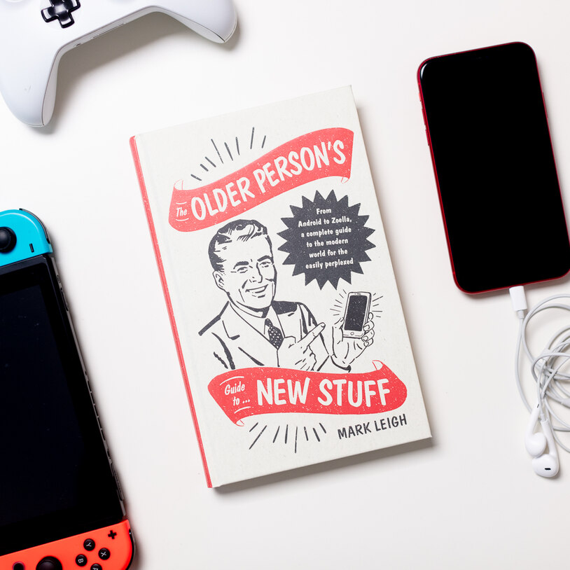 The Older Person's Guide to New Stuff (22807)