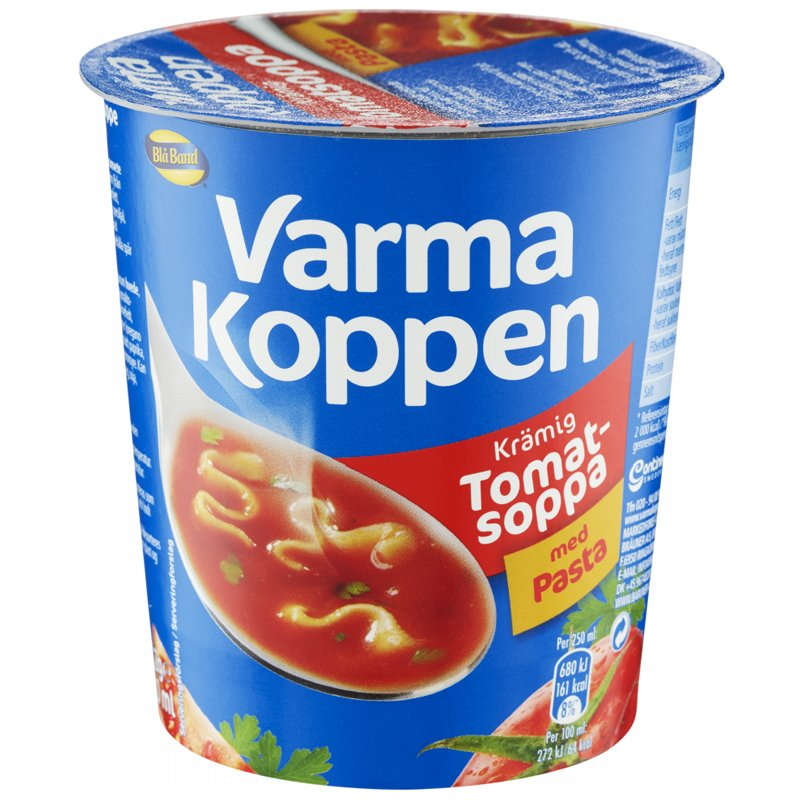 Tomatsoppa Pasta - 29% rabatt