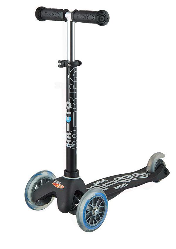 Micro - Mini Deluxe Scooter - Black (MMD039)