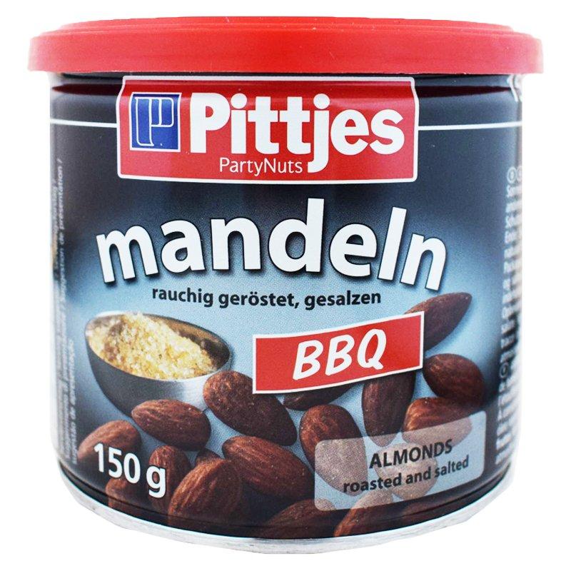 """Mandlar """"BBQ"""" 150g - 43% rabatt"""