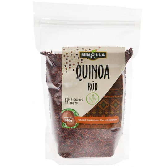 Luomu Punainen Kvinoa - 33% alennus