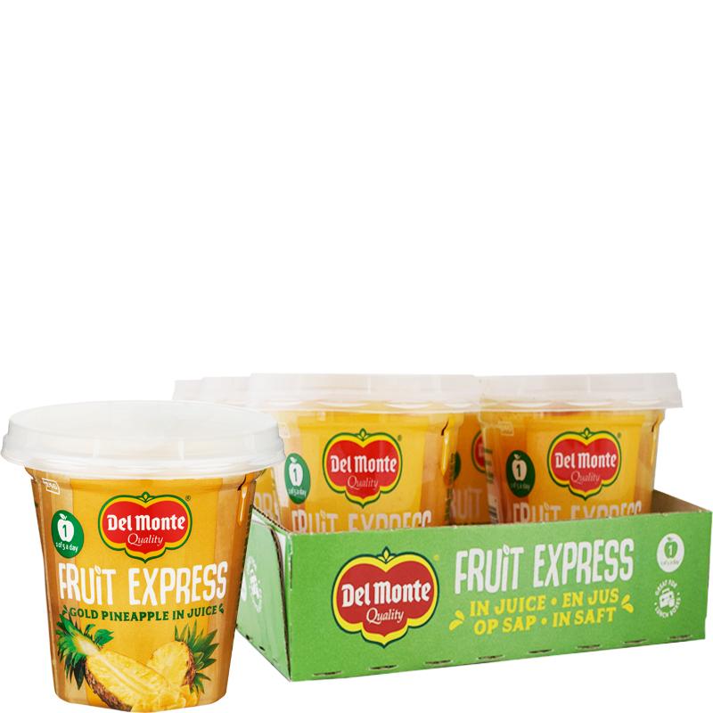Ananas Fruit Express 6-pack - 37% rabatt
