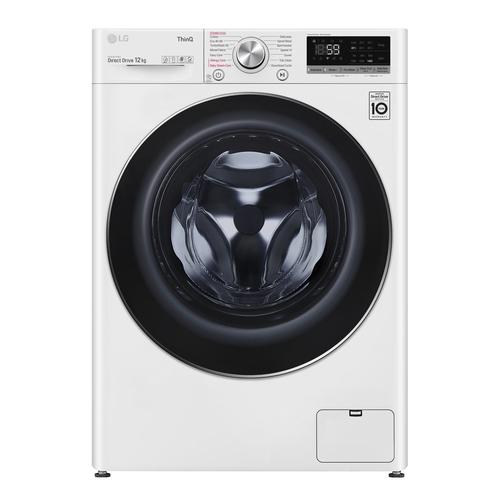 Lg W4wv712s1w Tvättmaskin - Vit