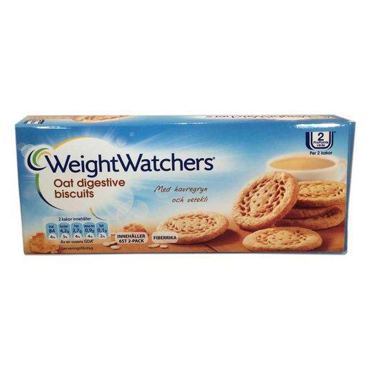 Digestivekex WeightWatchers - 85% rabatt