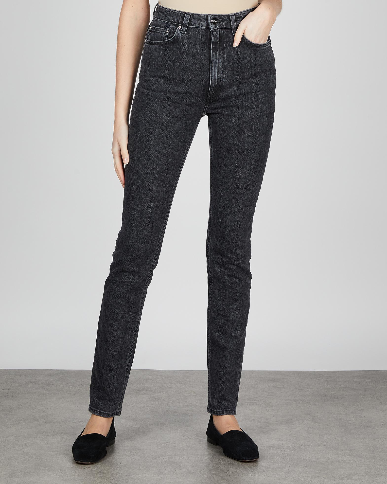 Totême Jeans Skinny Fit grey 23/32