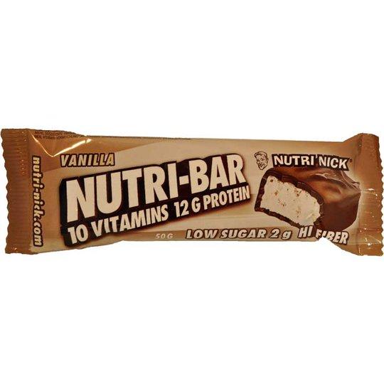 Nutri-bar - Vanilla Choco - 56% rabatt