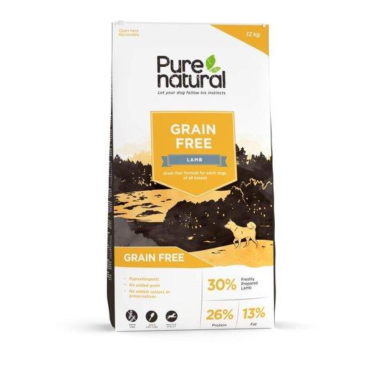 Purenatural Grain Free Lamm (12 kg)