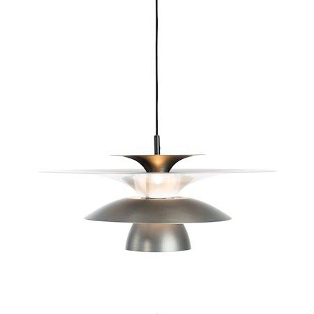 Picasso Pendel Oksidert grå LED 50 cm