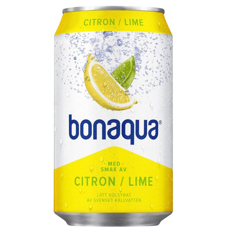 Kolsyrat Vatten Citron Lime 330ml - 28% rabatt