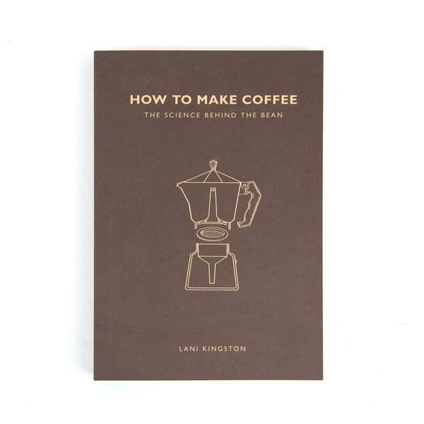How To Make Coffee Book