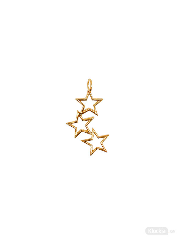 Syster P Berlock Beloved Mega Gold Triple Star EG1203