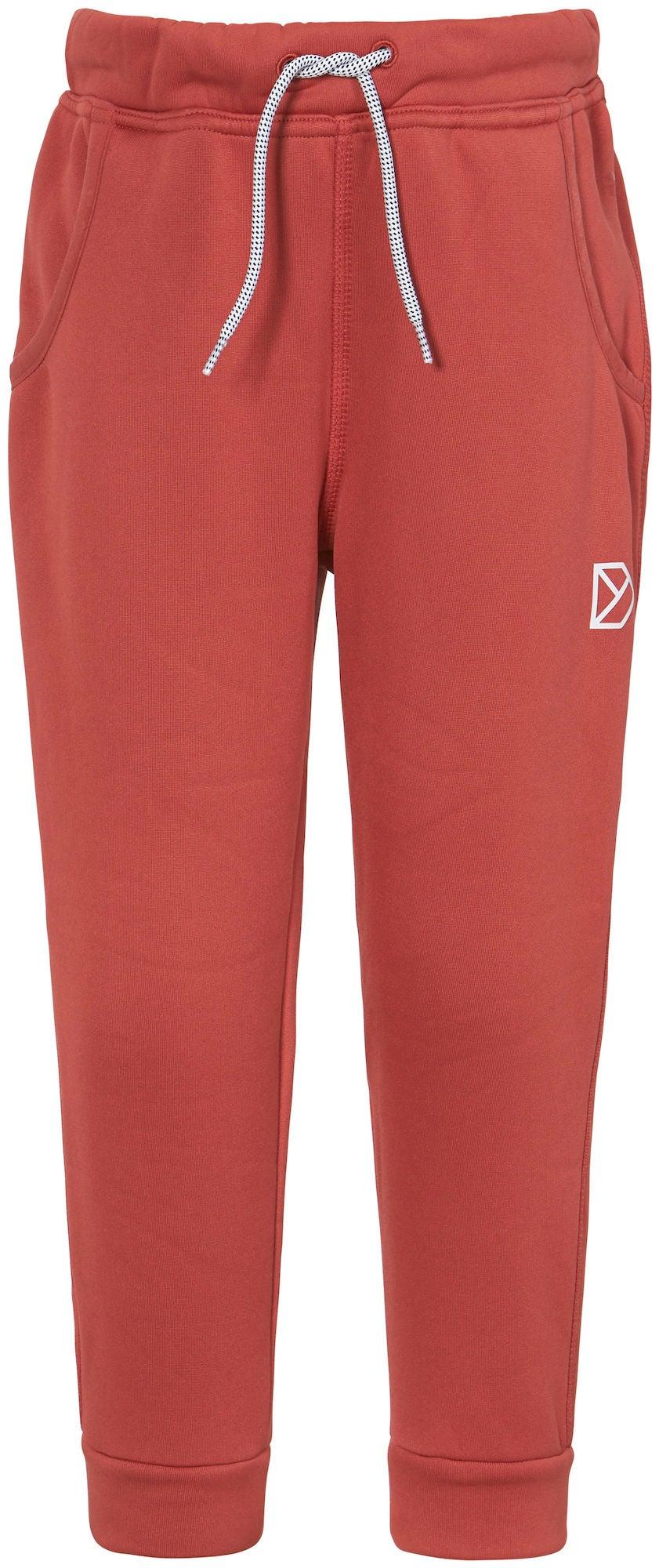 Didriksons Corin Powerstretch Byxa, Baked Pink, 80